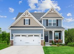 Ballenger - The Landing at Grassfield: Chesapeake, Virginia - Ryan Homes