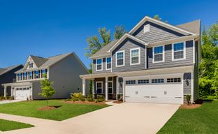 Holcomb Woods by Ryan Homes in Charlotte North Carolina