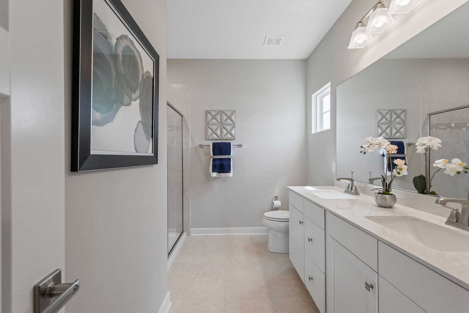 Bathroom featured in the Andover By Ryan Homes in Canton-Massillon, OH
