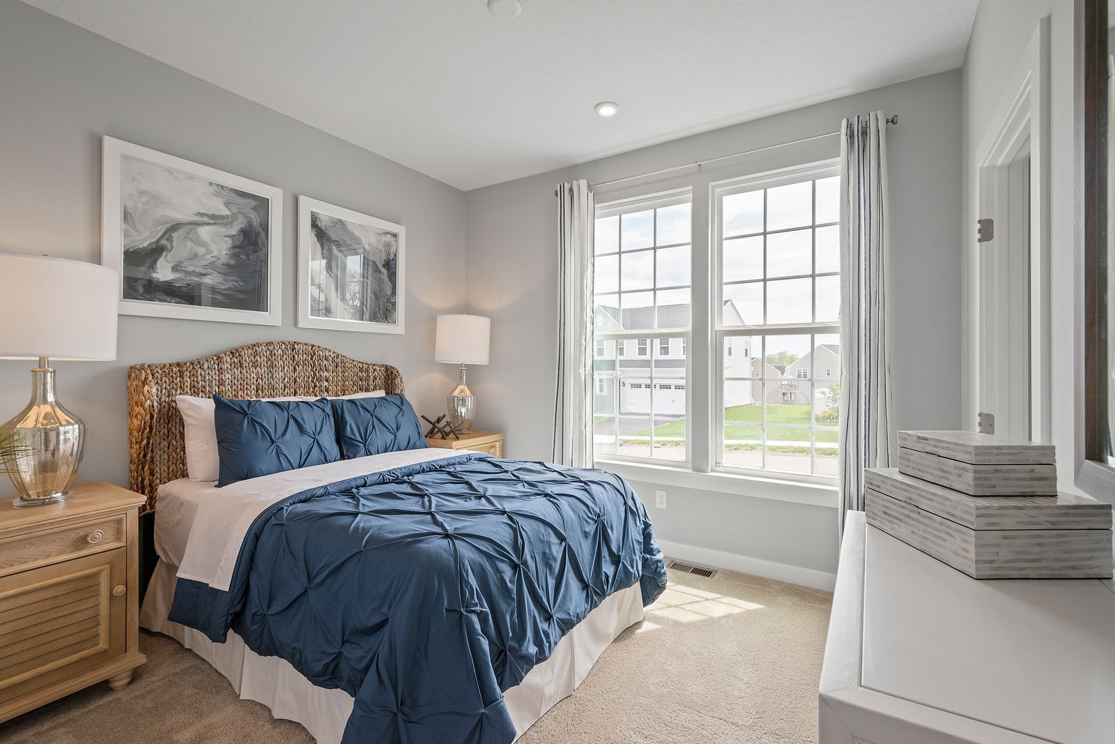 Bedroom featured in the Andover By Ryan Homes in Nashville, TN