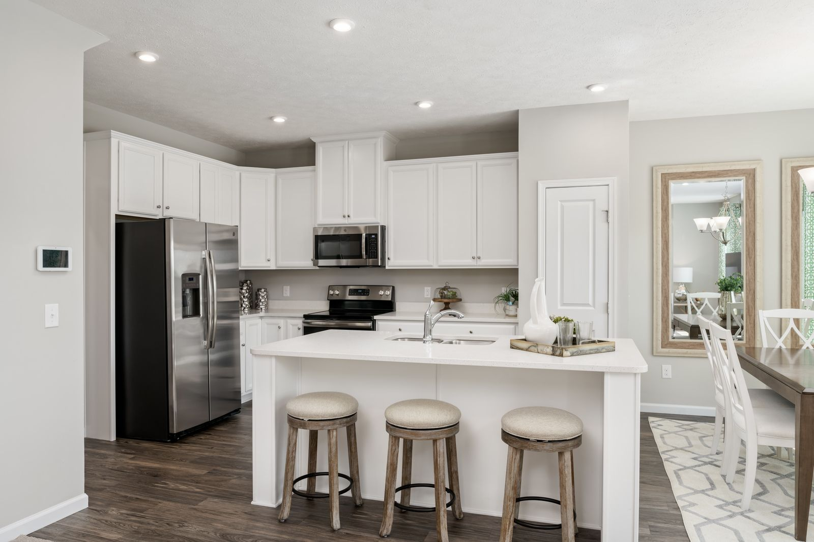 Kitchen featured in the Rosecliff Lux w/ 2' Extension By Ryan Homes in Cleveland, OH