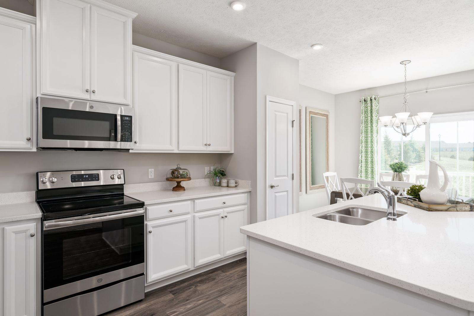 Kitchen featured in the Rosecliff By Ryan Homes in Chicago, IL