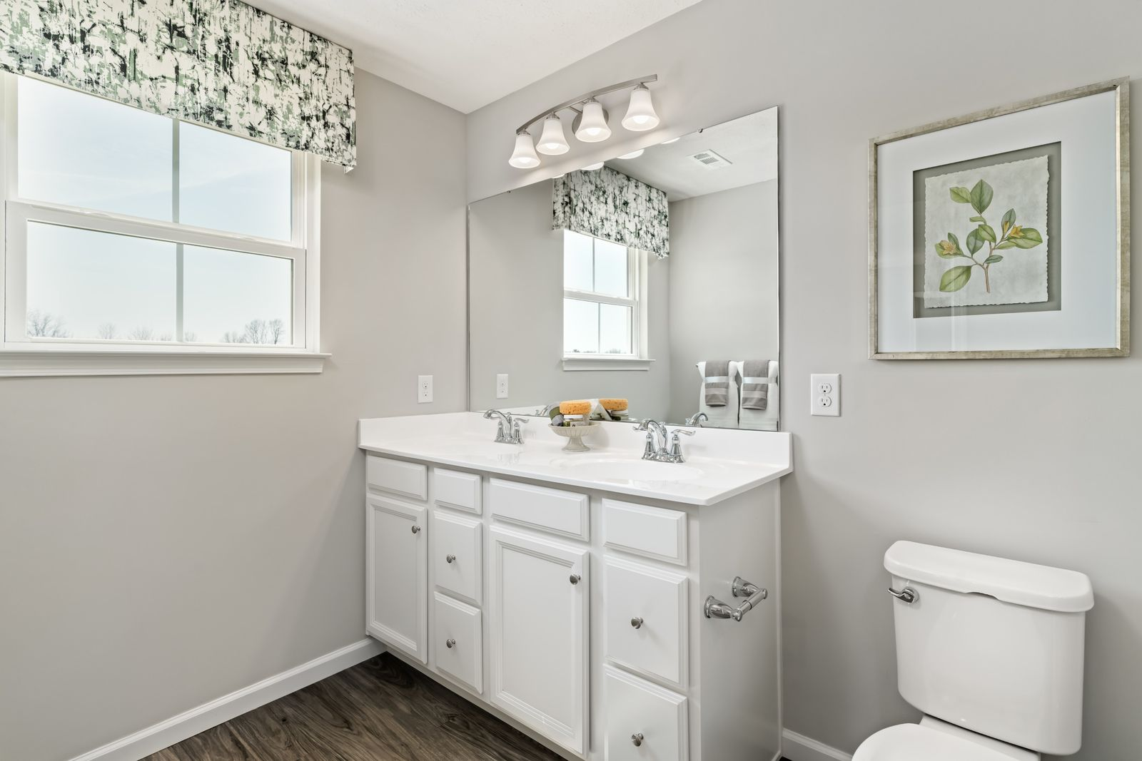 Bathroom featured in the Rosecliff By Ryan Homes in Canton-Massillon, OH
