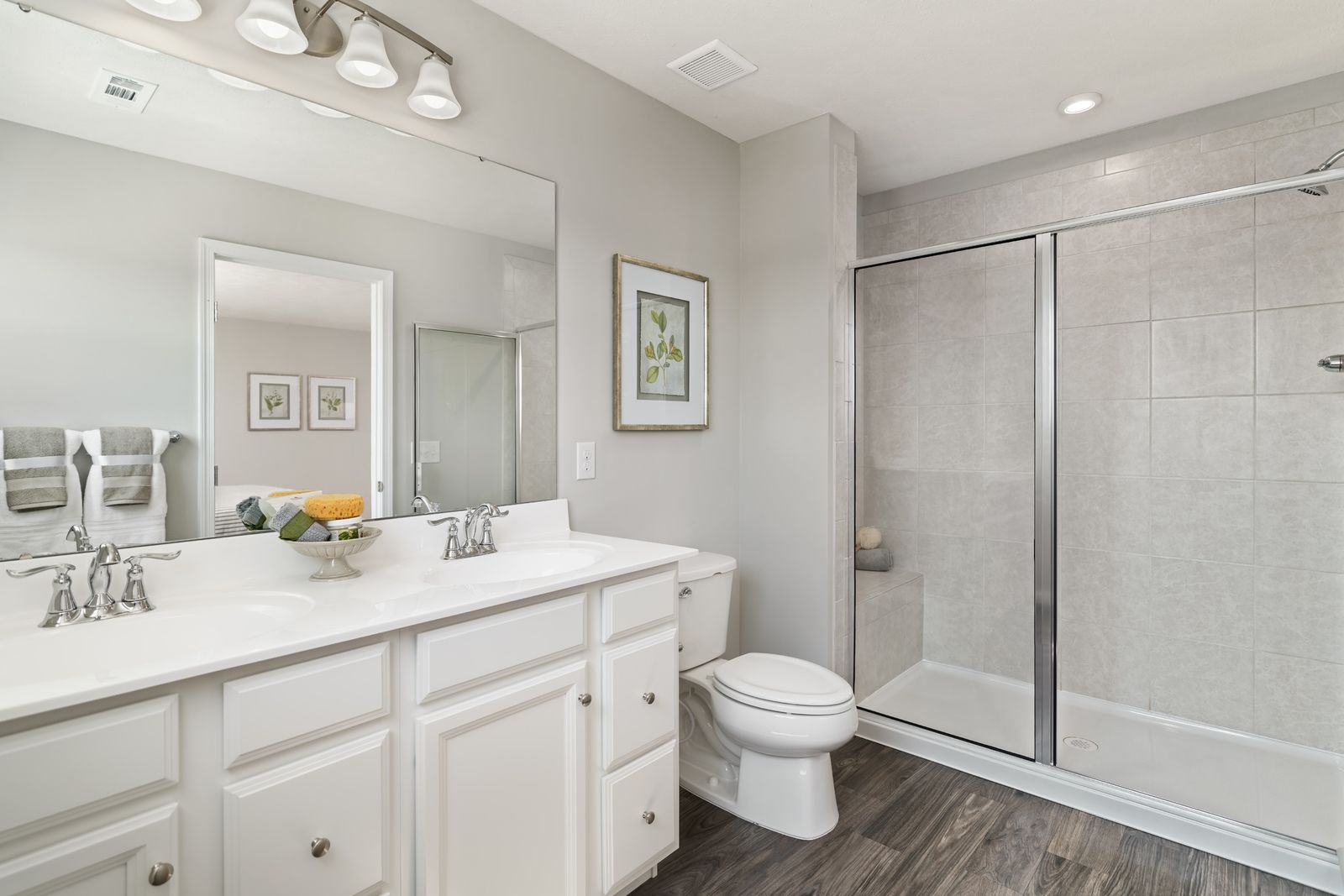Bathroom featured in the Rosecliff Lux w/ 2' Extension By Ryan Homes in Cleveland, OH