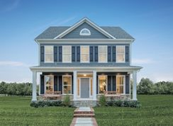 Mitchell - New Port: Portsmouth, Virginia - Ryan Homes