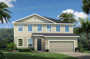 Lynn Haven - Cypress Preserve Single Family Homes: Land O' Lakes, Florida - Ryan Homes
