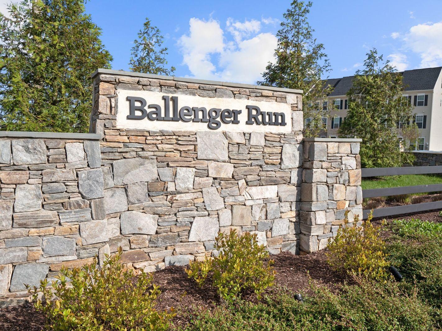 'Ballenger Run Single Family Homes' by Ryan Homes-WFR in Washington