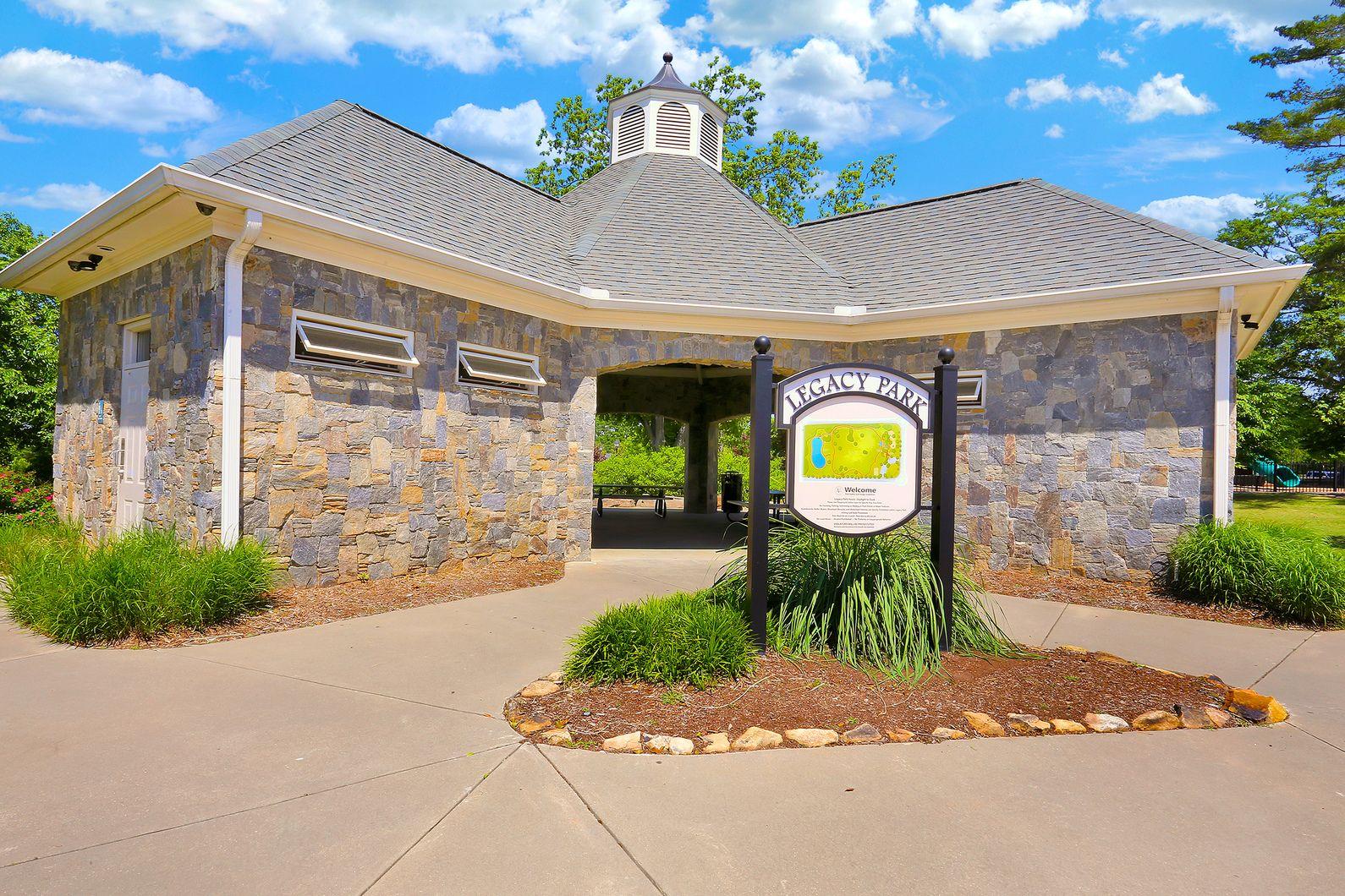 'Laurel Creek Reserve' by Ryan Homes-GVS in Greenville-Spartanburg