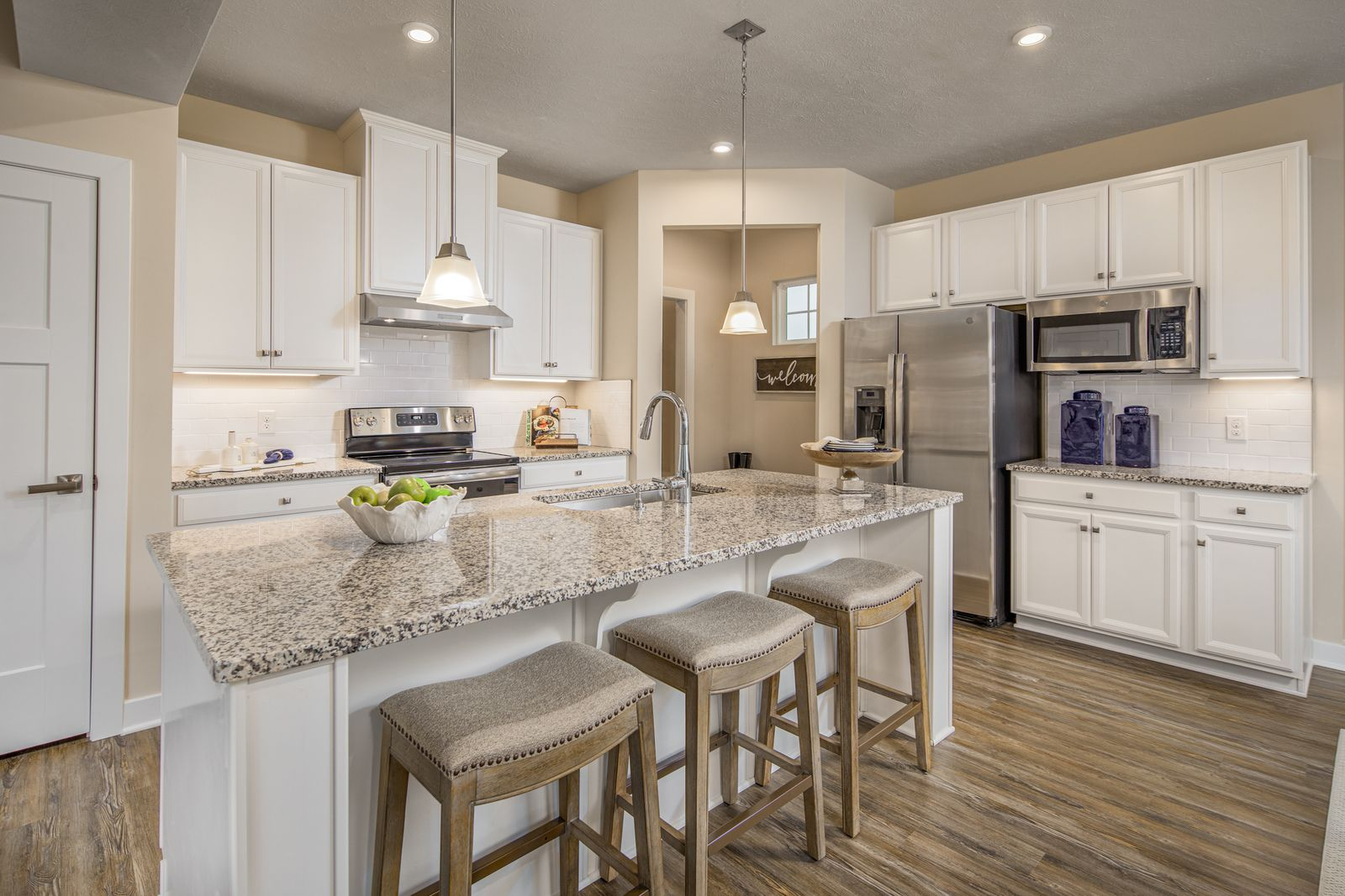 Kitchen featured in the Allegheny By Ryan Homes in Canton-Massillon, OH
