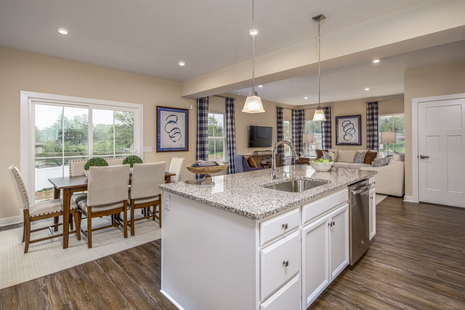 Living Area featured in the Allegheny By Ryan Homes in Charleston, SC
