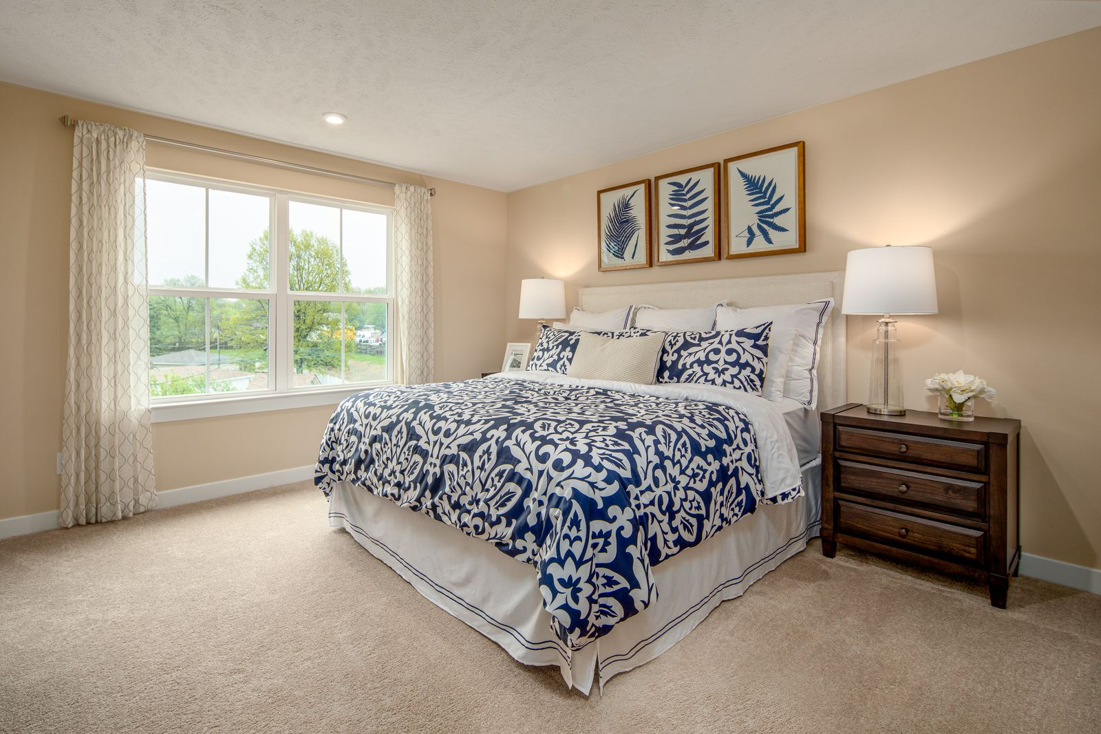 Bedroom featured in the Allegheny By Ryan Homes in Charleston, SC