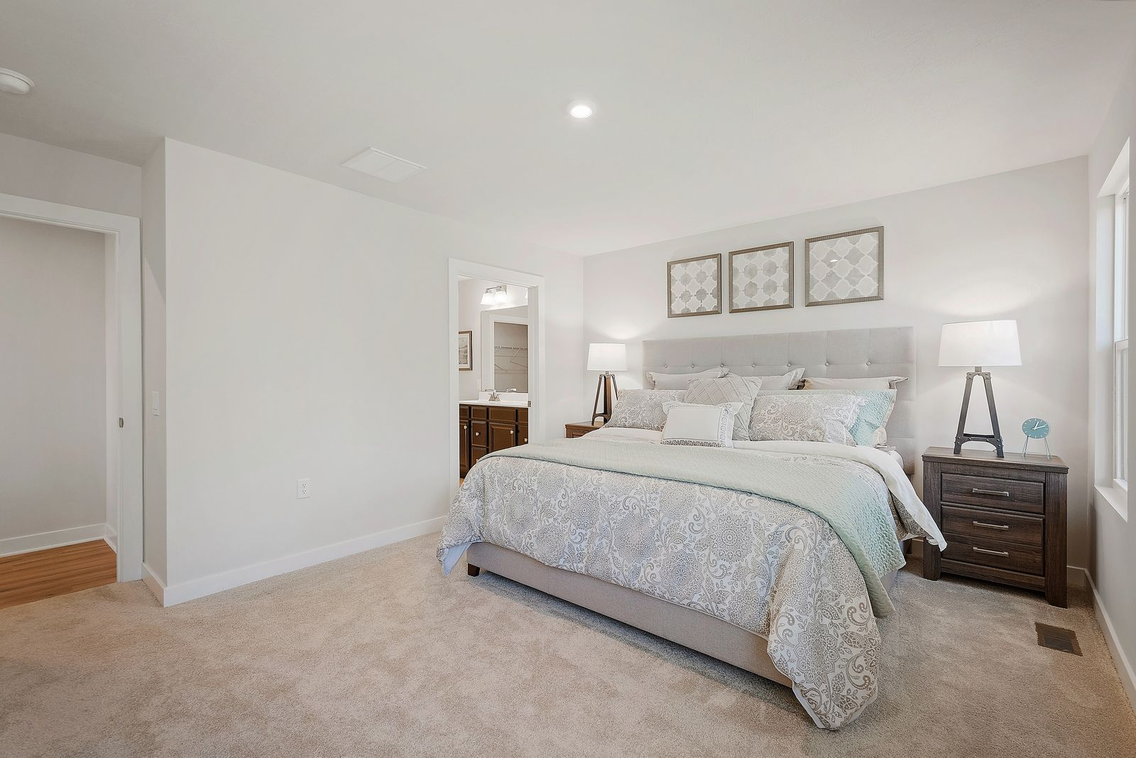 Bedroom featured in the Dominica Spring Basement By Ryan Homes in Washington, WV