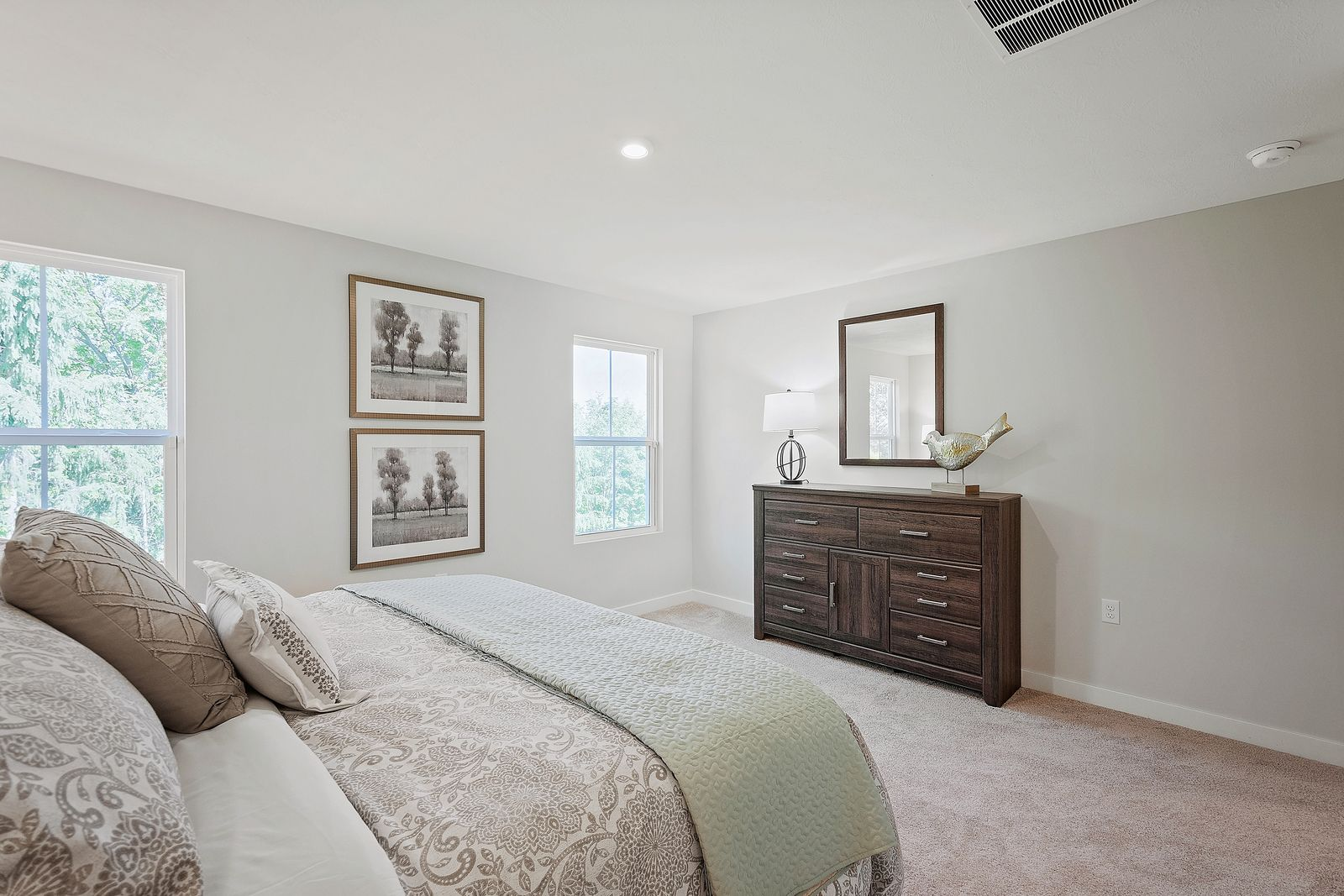 Bedroom featured in the Dominica Spring By Ryan Homes in Greenville-Spartanburg, SC