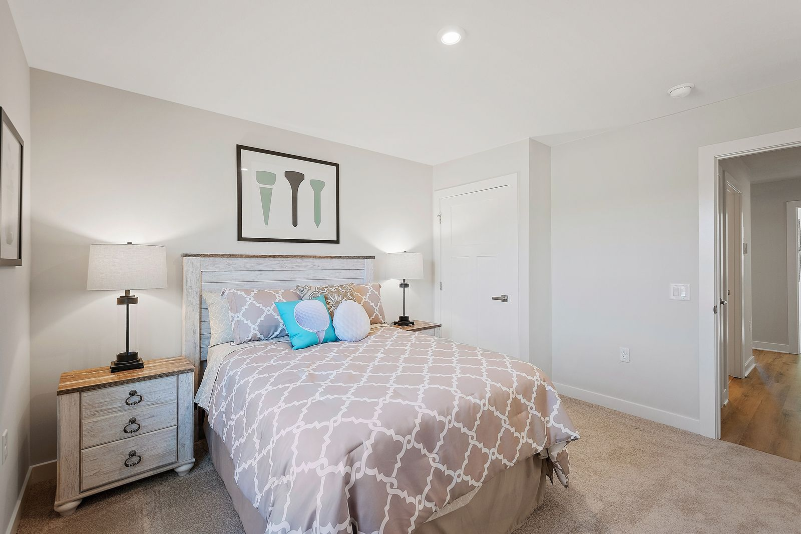 Bedroom featured in the Dominica Spring By Ryan Homes in Chicago, IL