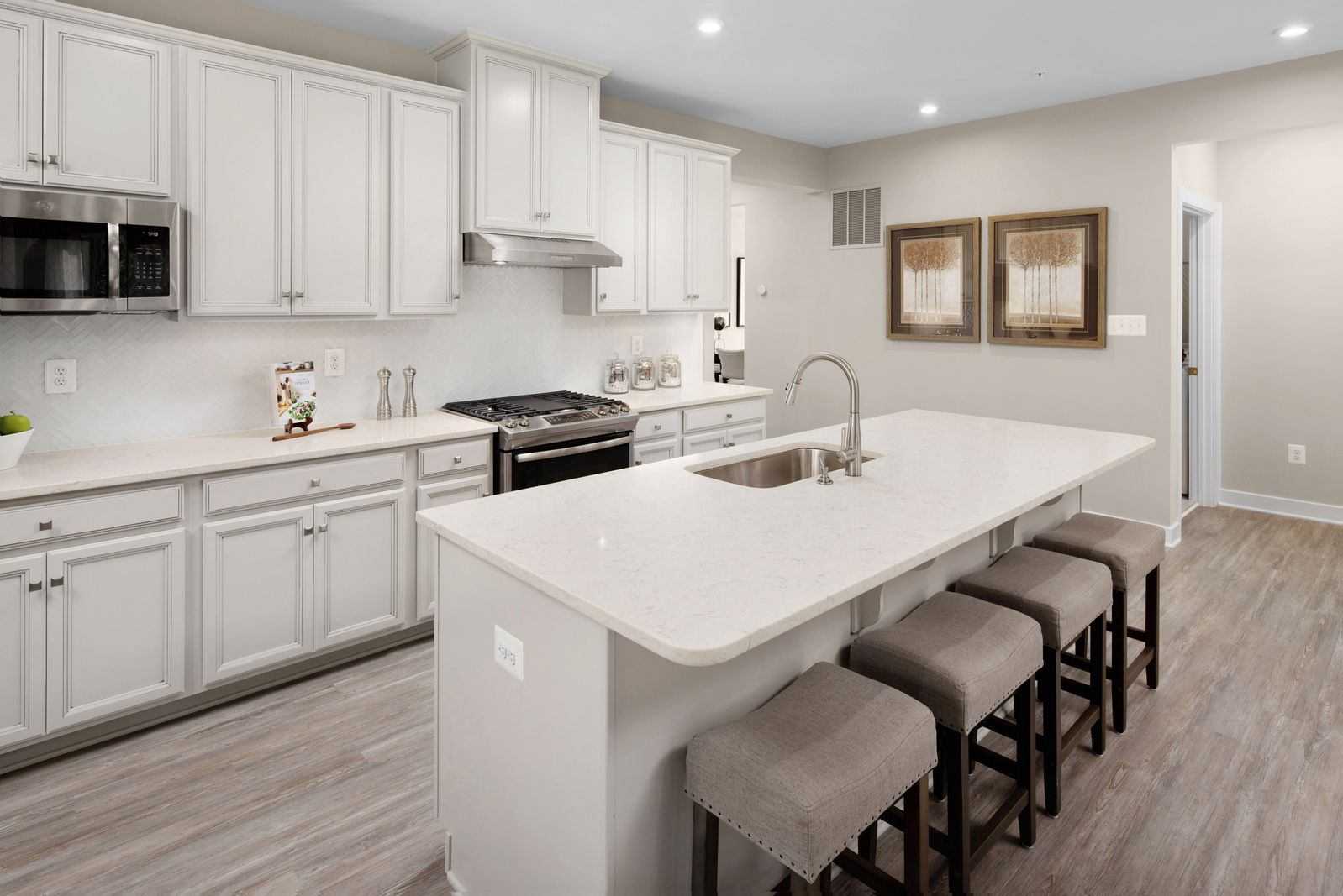Kitchen featured in the Bramante Ranch By Ryan Homes in Greenville-Spartanburg, SC