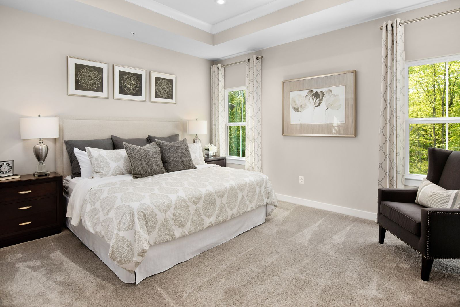 Bedroom featured in the Bramante Ranch By Ryan Homes in Dover, DE