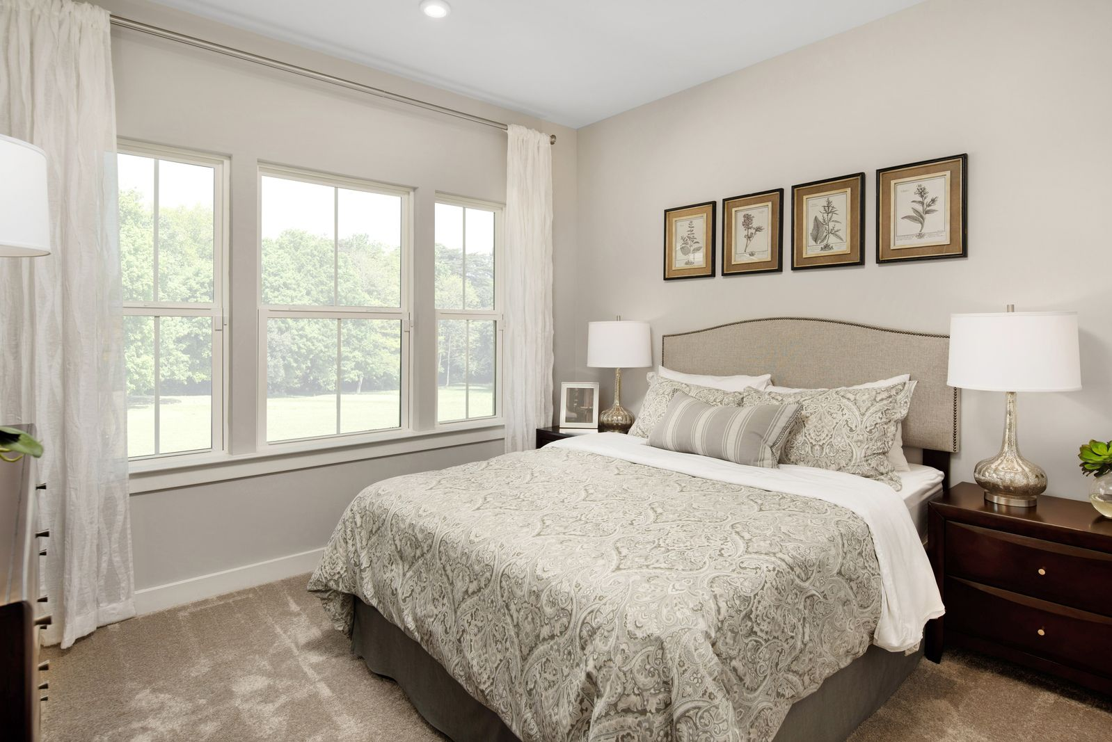Bedroom featured in the Bramante Ranch By Ryan Homes in Washington, MD