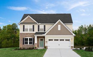 Bright Pointe by Ryan Homes in Nashville Tennessee