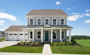 Stream Valley by Ryan Homes in Nashville Tennessee