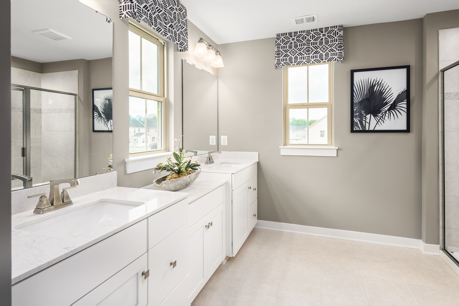 Bathroom featured in the Roanoke By Ryan Homes in Washington, MD