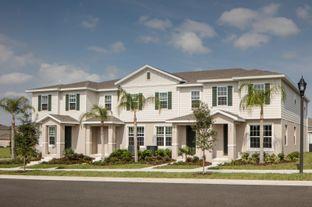 Haydn - Asturia Townhomes: Odessa, Florida - Ryan Homes