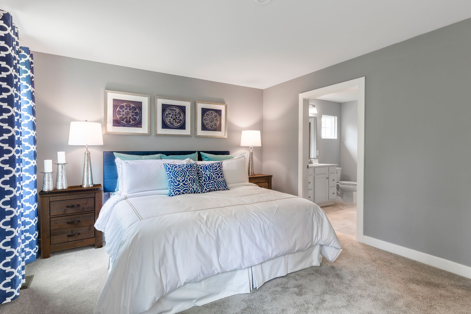 Bedroom featured in the Dominica Spring By Ryan Homes in Canton-Massillon, OH