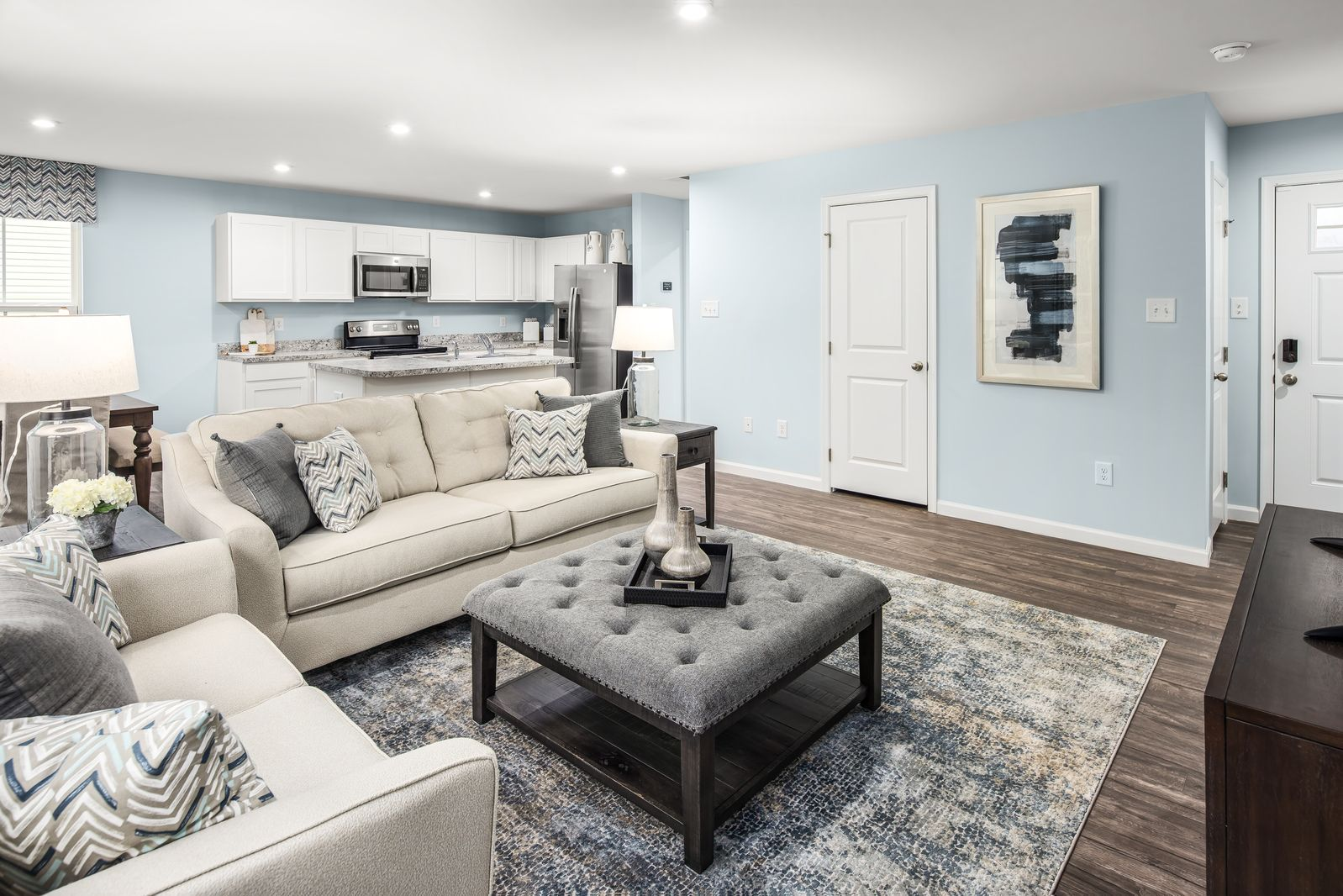 Living Area featured in the Iris By Ryan Homes in Charlotte, NC