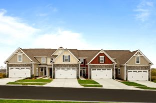 Calvert - Parkview Preserve Townhomes: Goodlettsville, Tennessee - Ryan Homes