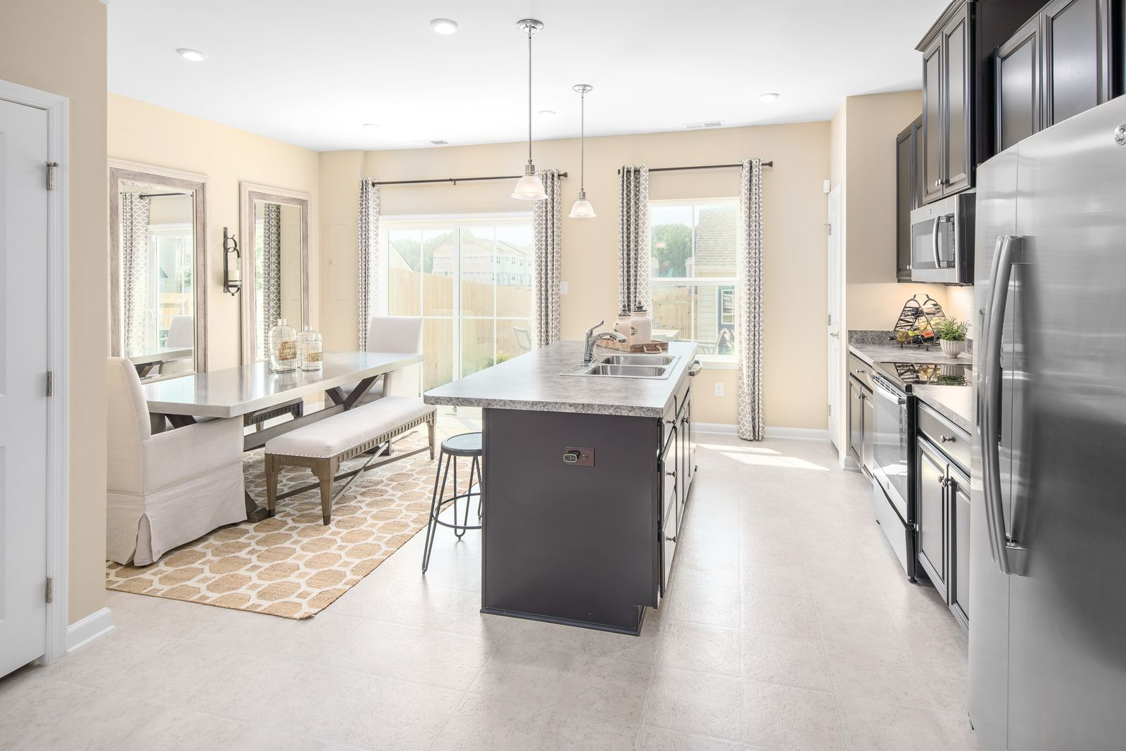 Kitchen featured in the Beethoven By Ryan Homes in Norfolk-Newport News, VA