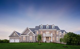 Willowsford Estates at the Grant Village by NVHomes in Washington Virginia