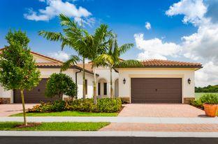 St Marten Villas - The Falls at Parkland Villas 55+: Parkland, Florida - Ryan Homes