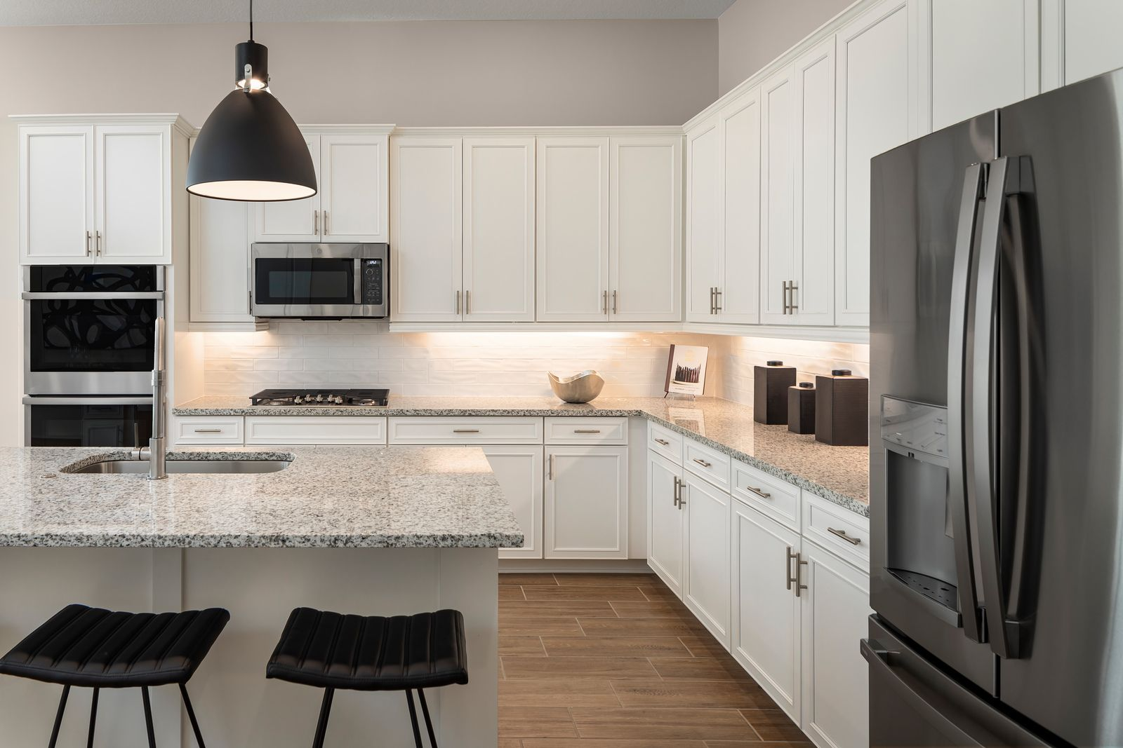 Kitchen featured in the St Marten Villas By Ryan Homes in Broward County-Ft. Lauderdale, FL