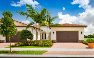 The Falls at Parkland Villas 55+ by Ryan Homes in Broward County-Ft. Lauderdale Florida