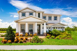 Rochelle - The Sanctuary: Windermere, Florida - Ryan Homes