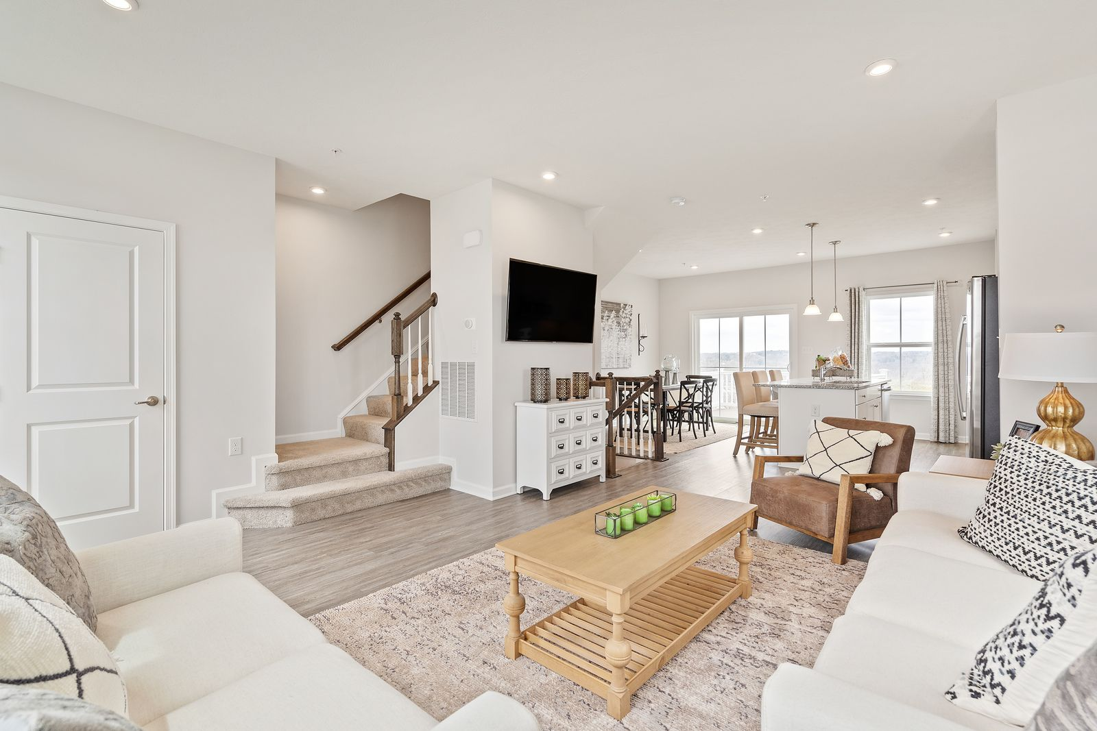 Living Area featured in the Beethoven By Ryan Homes in Norfolk-Newport News, VA