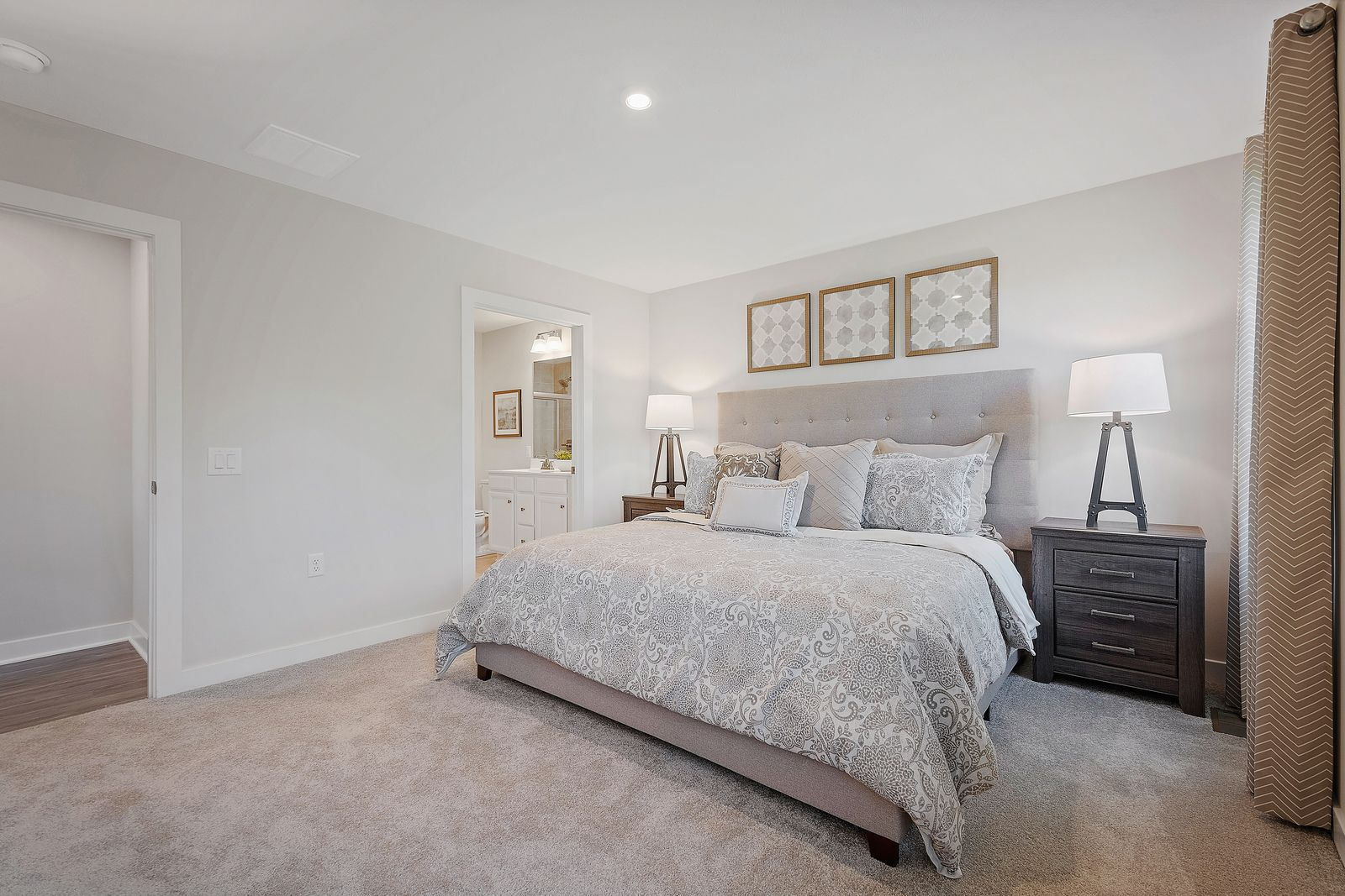 Bedroom featured in the Grand Bahama Basement By Ryan Homes in Washington, WV