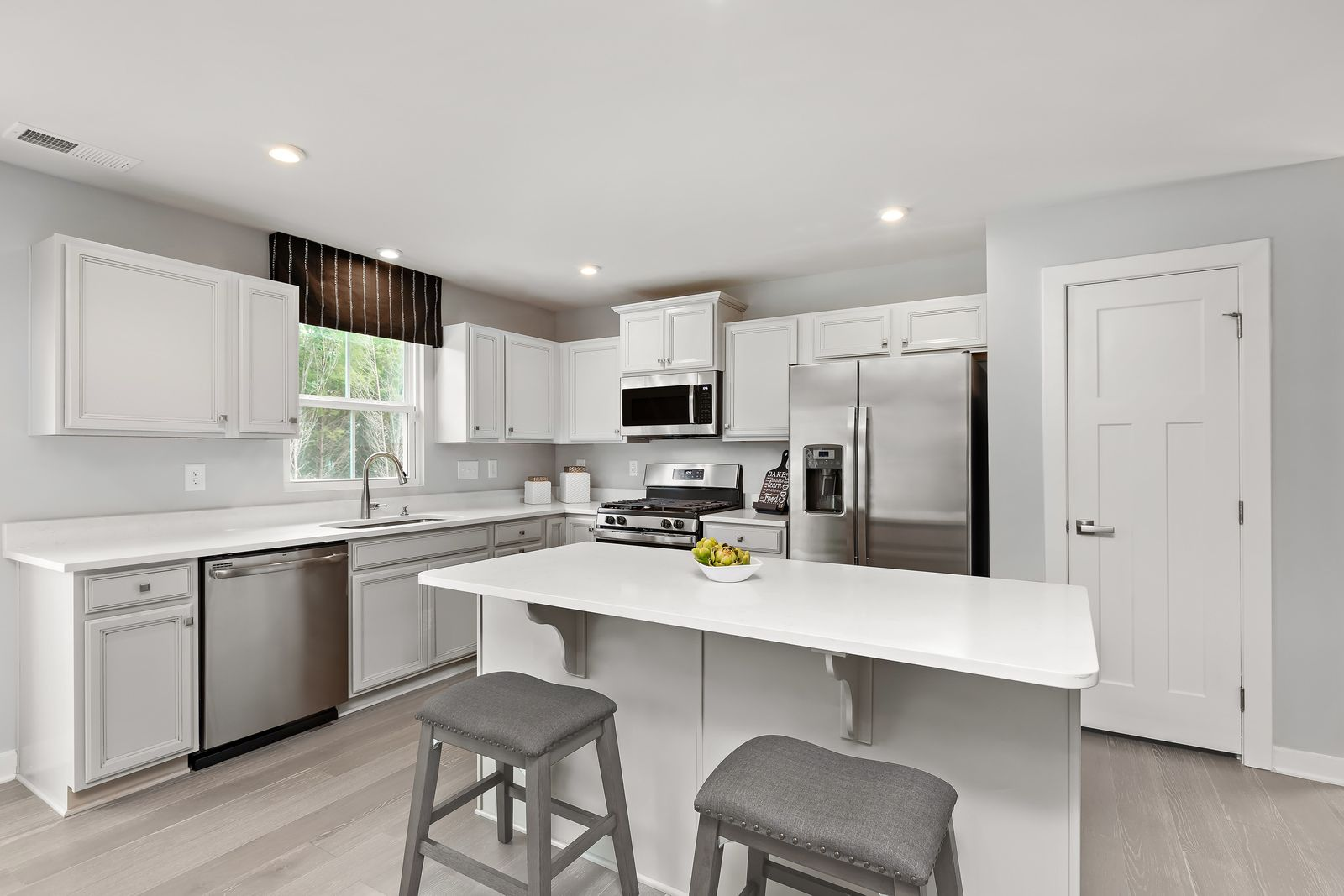 Kitchen featured in the Grand Cayman By Ryan Homes in Greenville-Spartanburg, SC