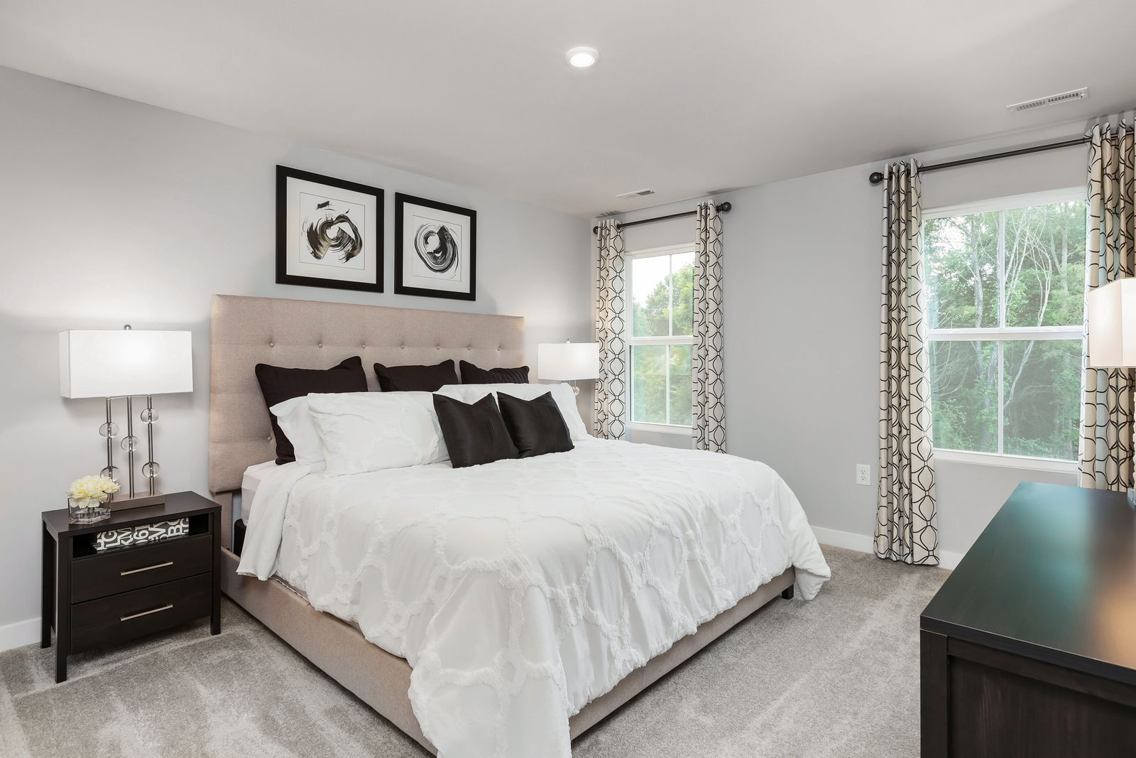 Bedroom featured in the Grand Cayman By Ryan Homes in Nashville, TN