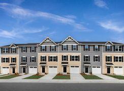 Juniper Basement - Edgewood Townhomes: Easley, South Carolina - Ryan Homes