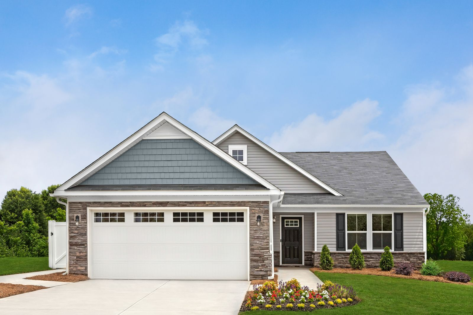 Exterior featured in the Grand Cayman By Ryan Homes in Greenville-Spartanburg, SC