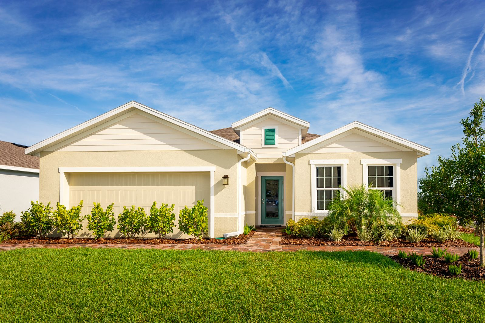 Exterior featured in the Baymont By Ryan Homes in Orlando, FL