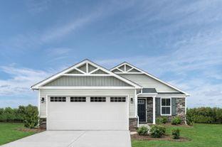 Aruba Bay - Woodland Pointe: Greenville, South Carolina - Ryan Homes