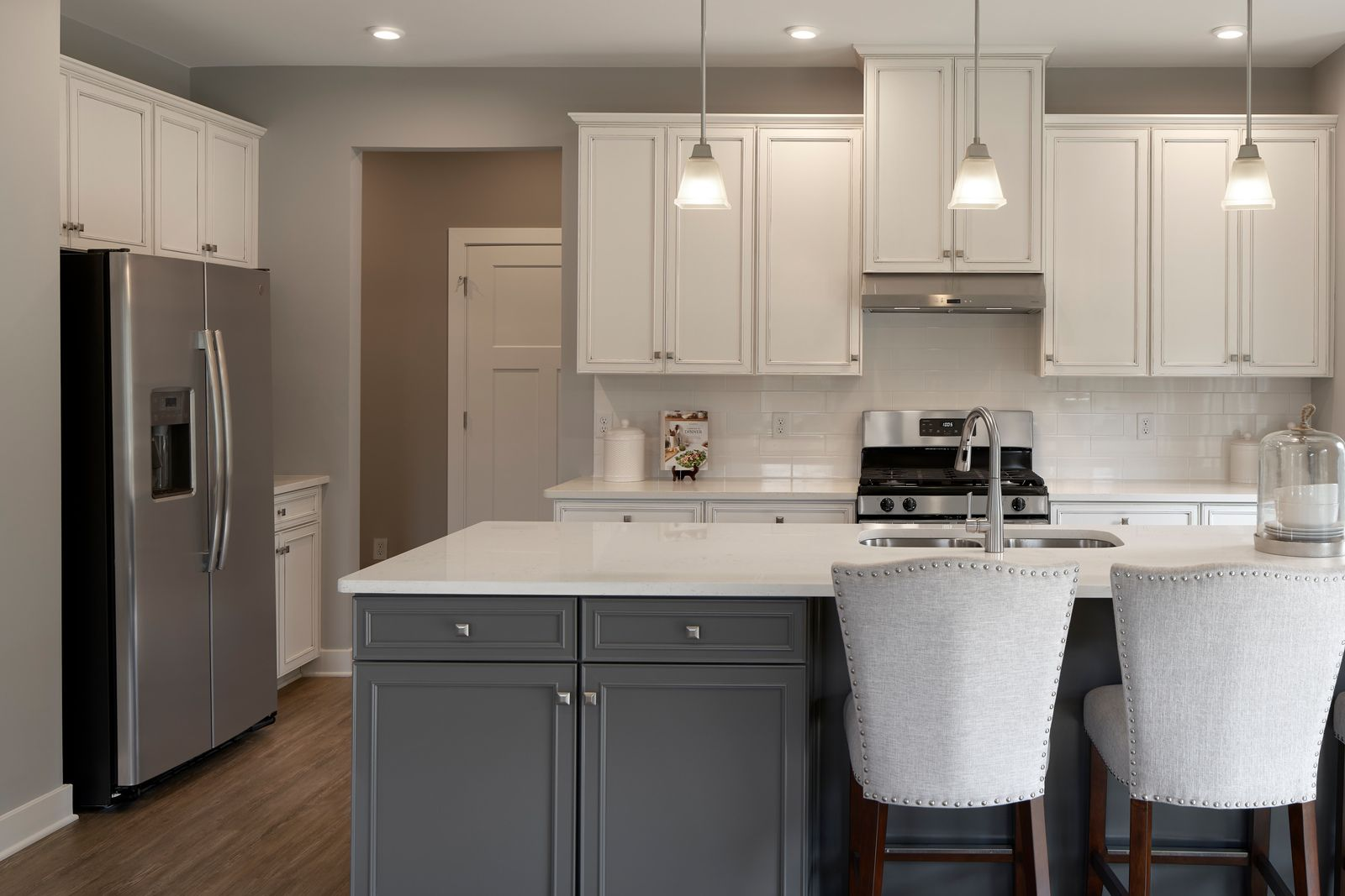 Kitchen featured in the Hudson By Ryan Homes in Washington, VA