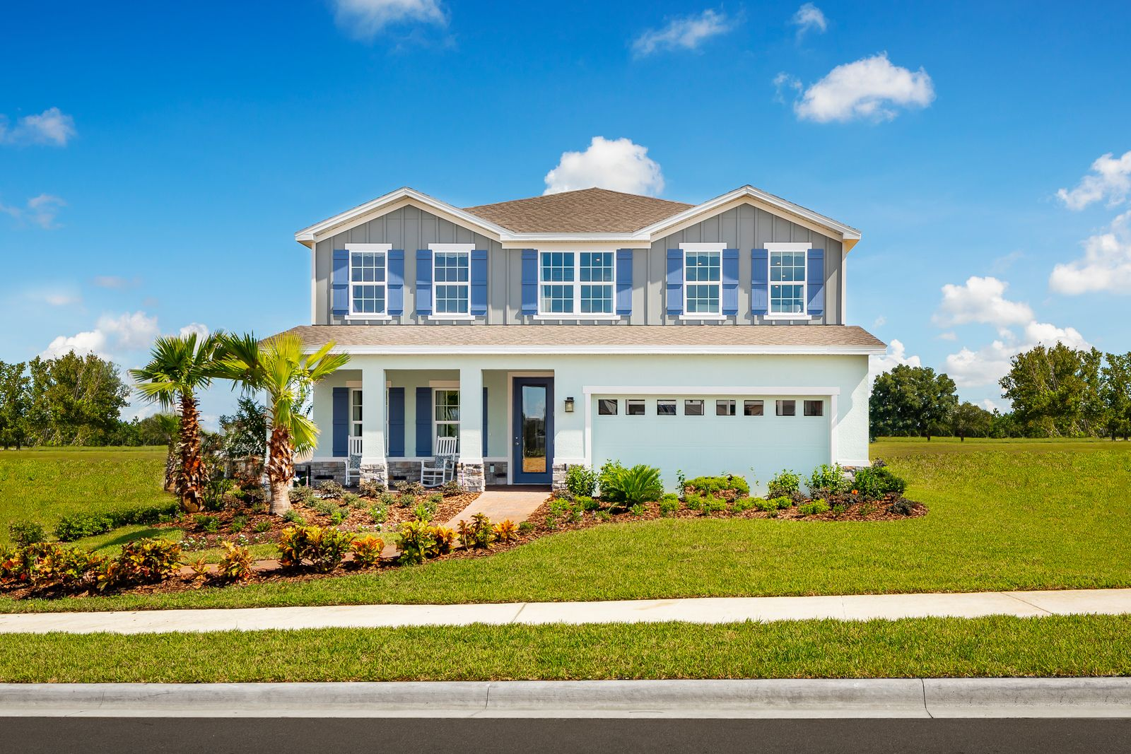 Exterior featured in the Lynn Haven By Ryan Homes in Tampa-St. Petersburg, FL