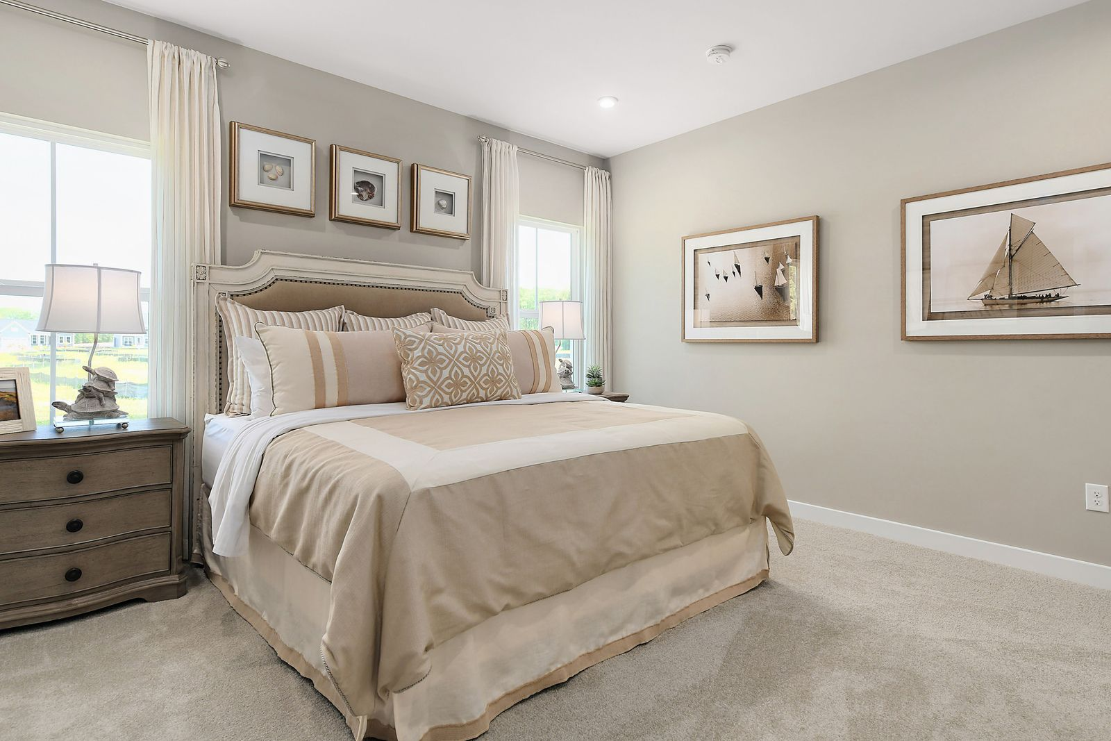 Bedroom featured in the Ashbrooke By Ryan Homes in Canton-Massillon, OH