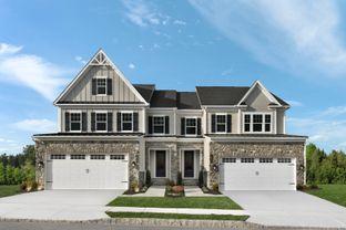 Haverford Duplex - Laurel Grove Village: Gibsonia, Pennsylvania - HeartlandHomes