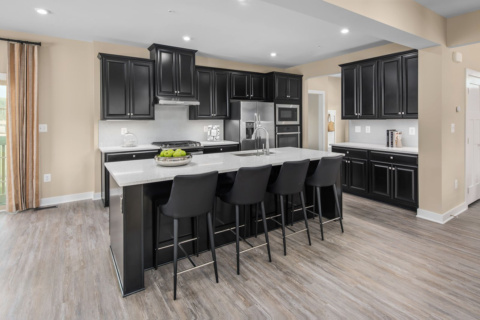 Kitchen featured in the Powell By Ryan Homes in Canton-Massillon, OH
