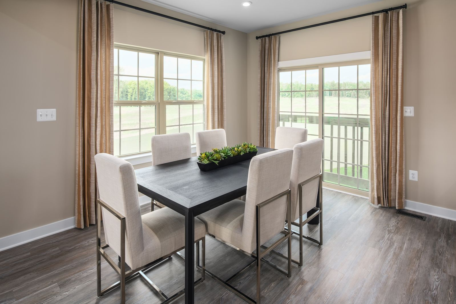 Living Area featured in the Powell By Ryan Homes in Canton-Massillon, OH