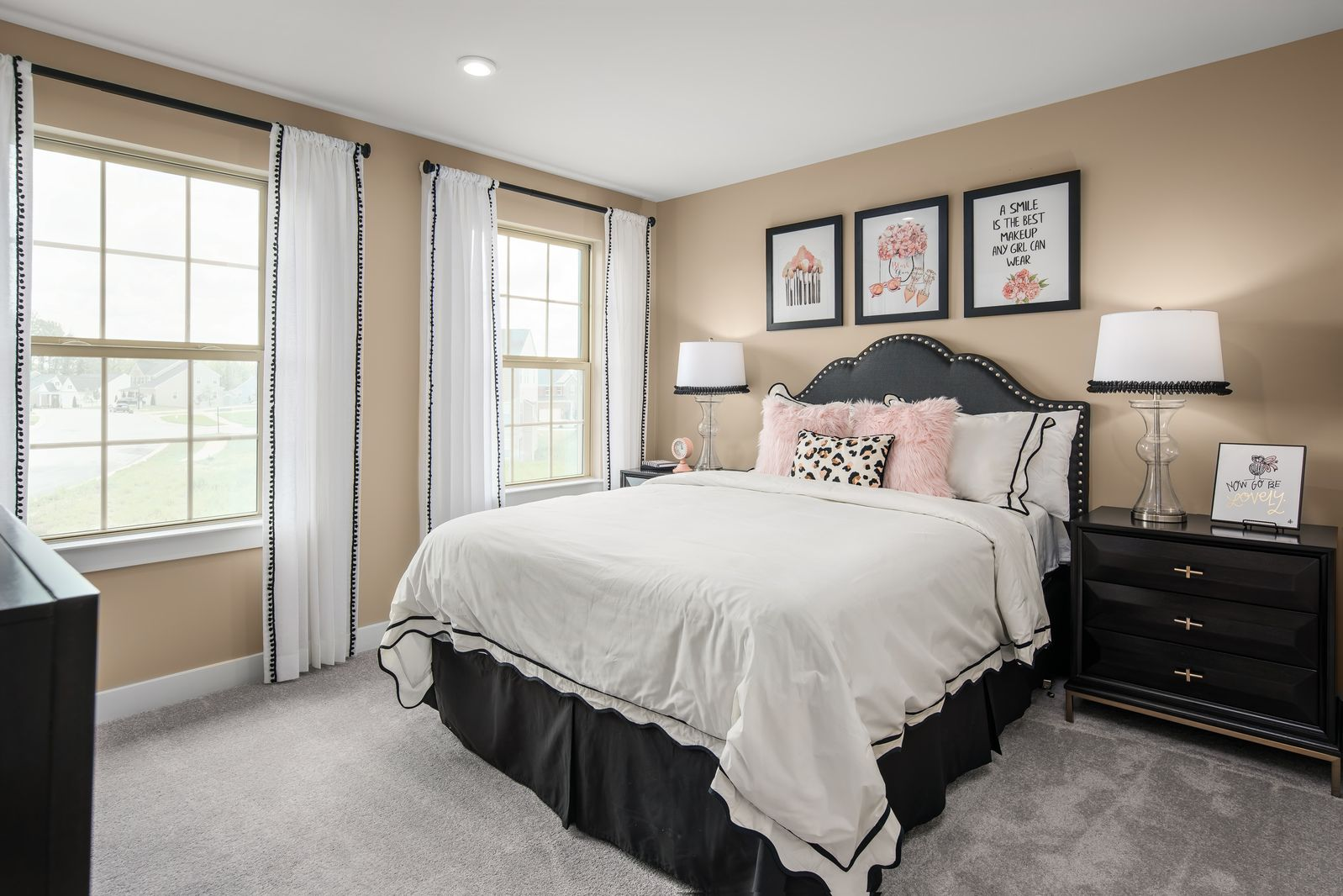 Bedroom featured in the Powell By Ryan Homes in Canton-Massillon, OH