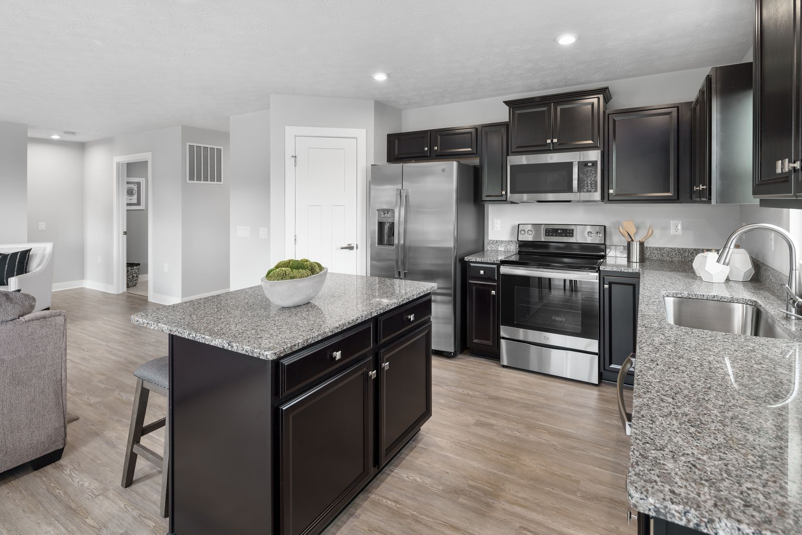 Kitchen featured in the Grand Bahama By Ryan Homes in Dover, DE